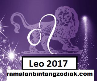 ramalan-bintang-leo-2017